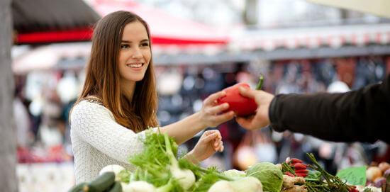 sezonsko voće i povrće