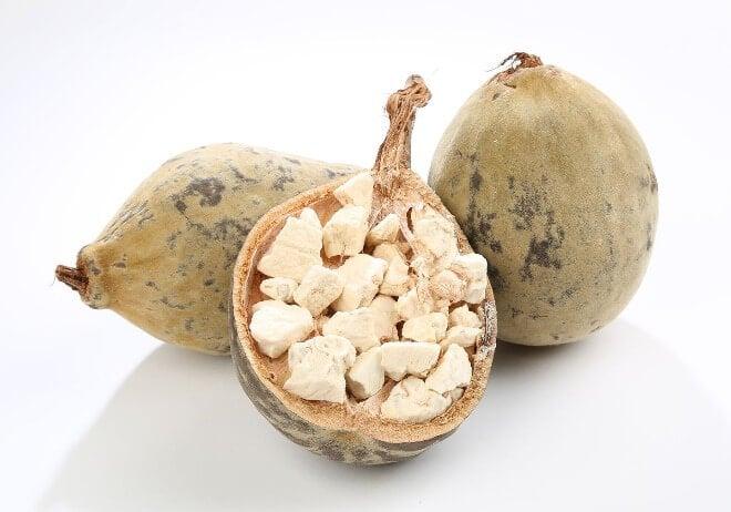 Baobab-plod