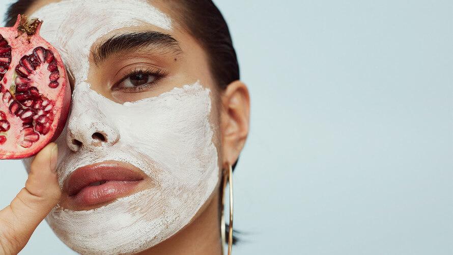 maska za lice od sode