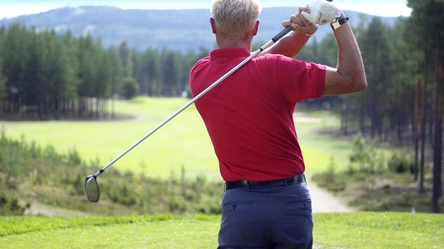 golferski lakat naslovna