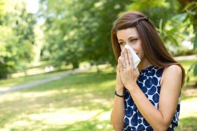 Pelud i alergije