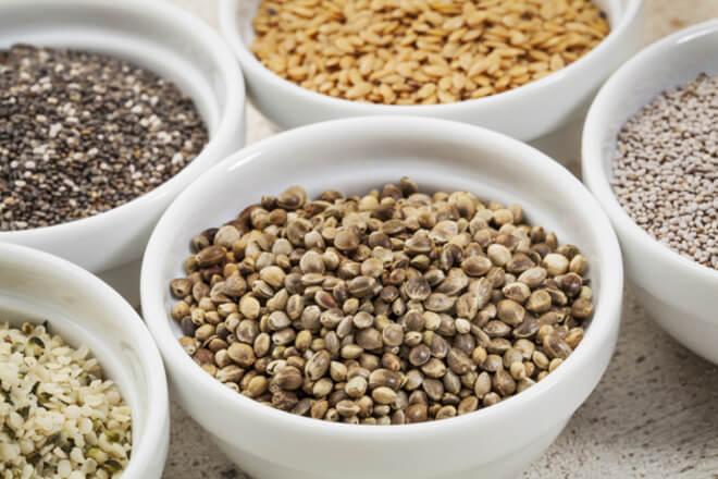 sjemenke konoplje