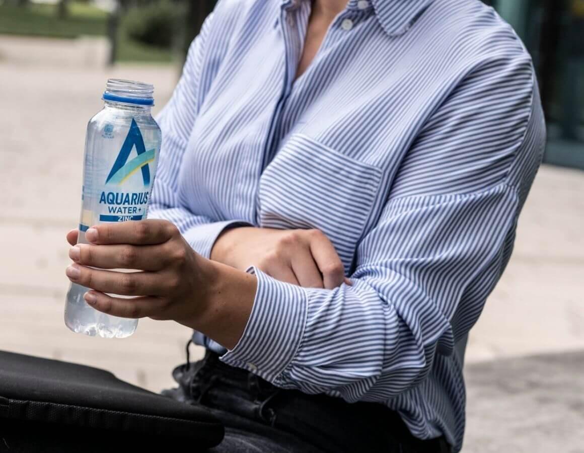 Aquarius Water - nadoknada cinka i magnezija