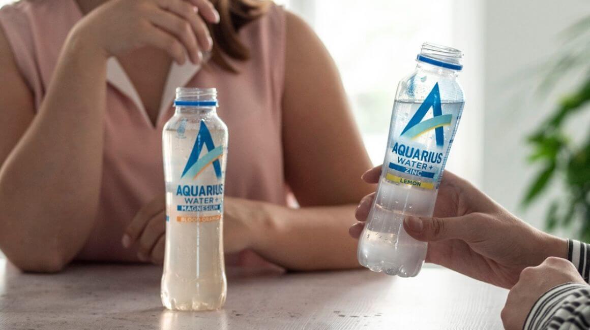 Aquarius Water - važnost cinka i magnezija