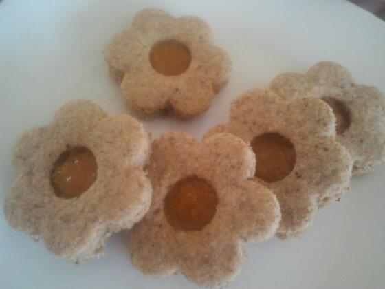 Domaći integralni keksi