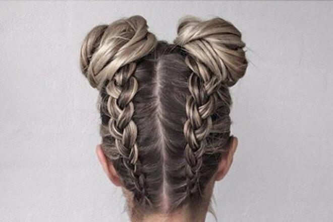masna kosa frizura