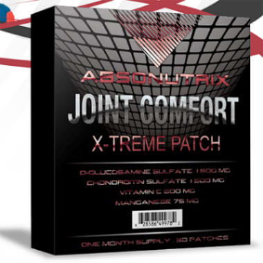 Absonutrix Joint Comfort X-Treme flaster za zglobove