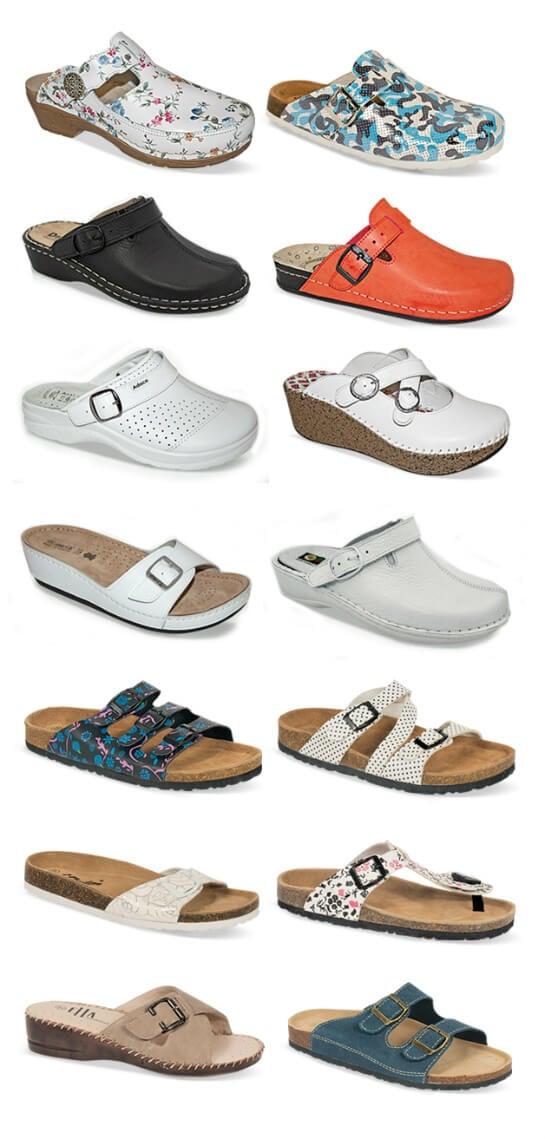 Planet obuće - cipele, natikače, sandale, klompe