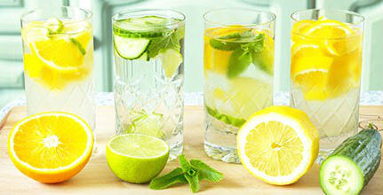 Voda s okusom