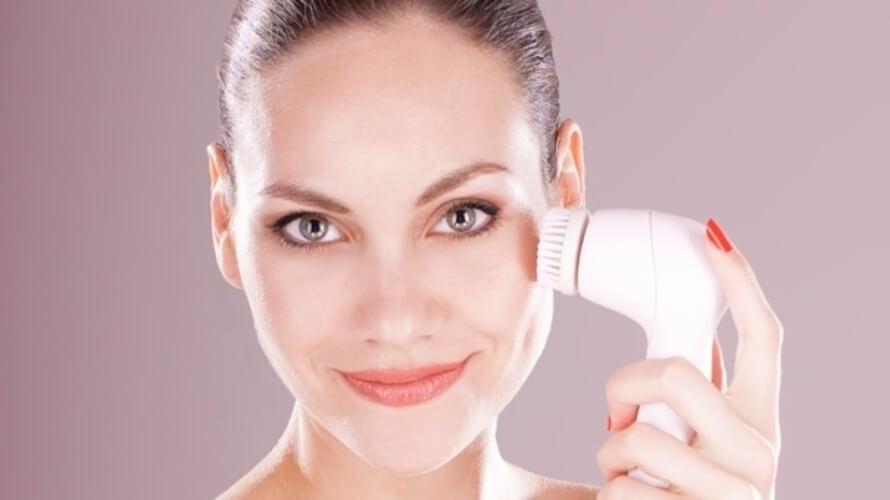 sonično čišćenje lica