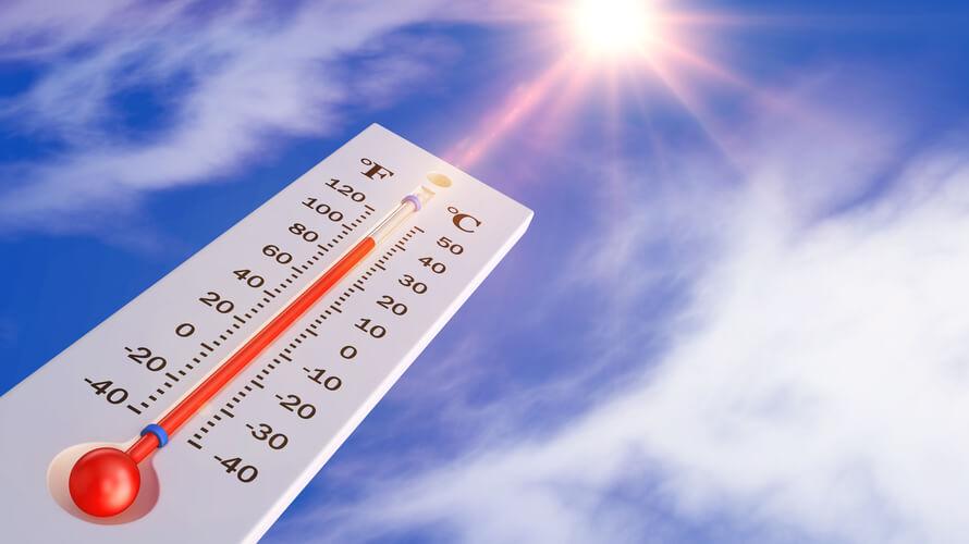 visoke temperature