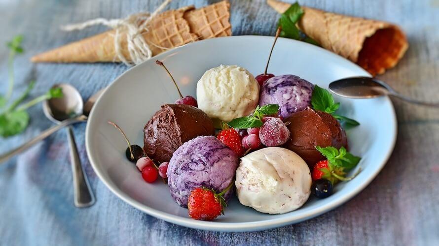 zdravi sladoled