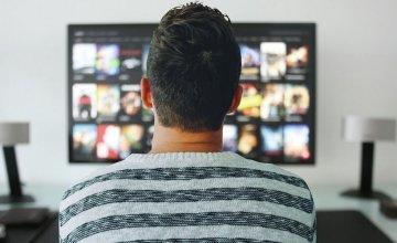 gledanje televizije