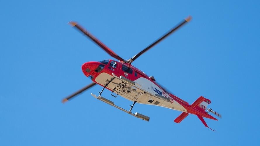 helikopter hitna