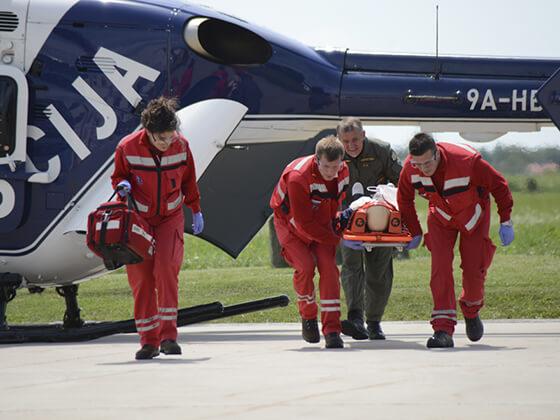 helikopterska hitna medicinska_ pomoc