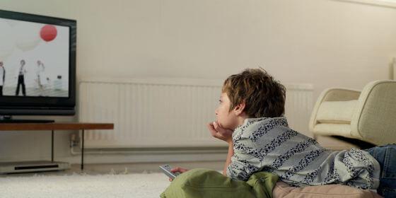 Gledanje televizora