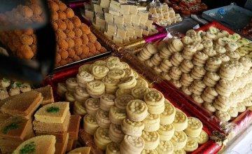 indijski slatkiši