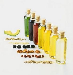 komedogenost - prirodna ulja