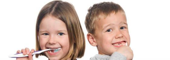 Ispadanje i nicanje dječjih zuba