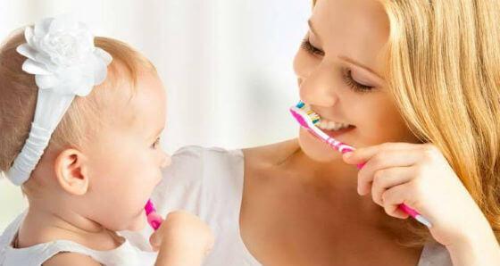 Pranje zuba kod djece