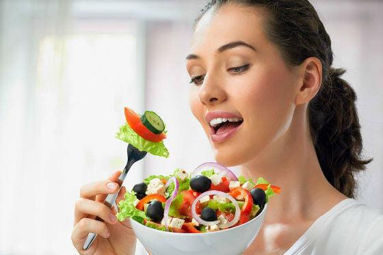 Sirova prehrana