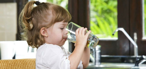 Hidratacija djece