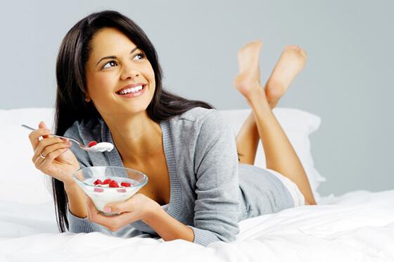 kako hrana utjece na vaginu