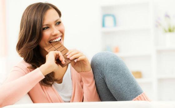 Čokolada tijekom menstruacije