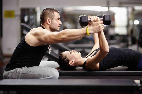 Vježbanje s osobnim trenerom