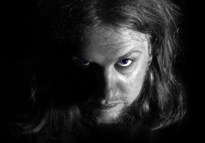 Čovjek-psihopat