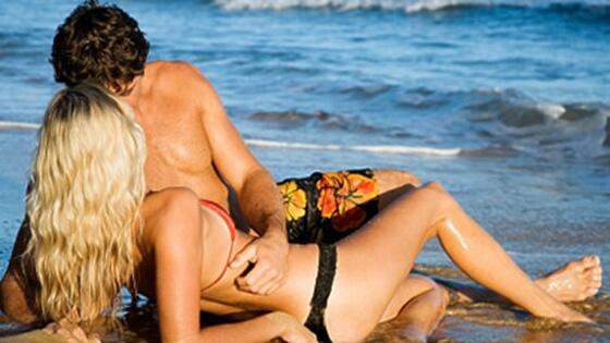 seks na plazi