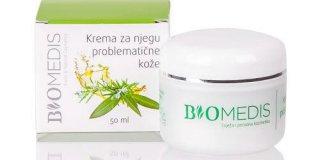 Biomedis krema za njegu problematične kože