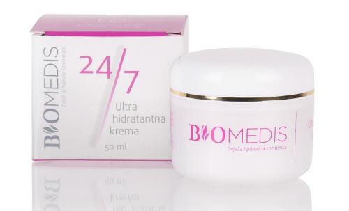 Biomedis Ultra hidratantna krema