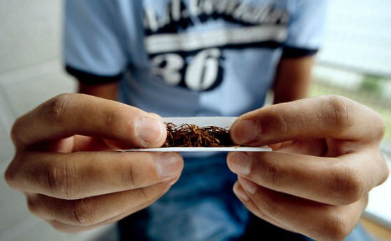 Konzumacija marihuane