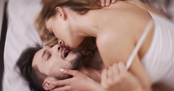 muški orgazam