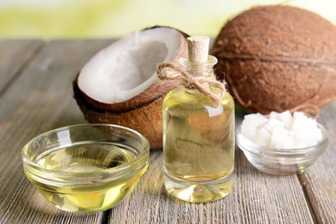 kokosovo ulje za lice