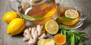 Đumbir, med i limun – recepti
