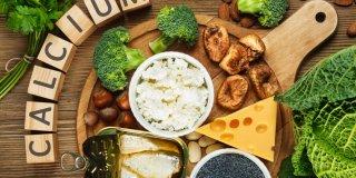 Nemliječne namirnice koje su bogate kalcijem