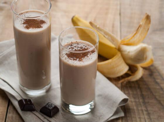Smoothie od čokolade