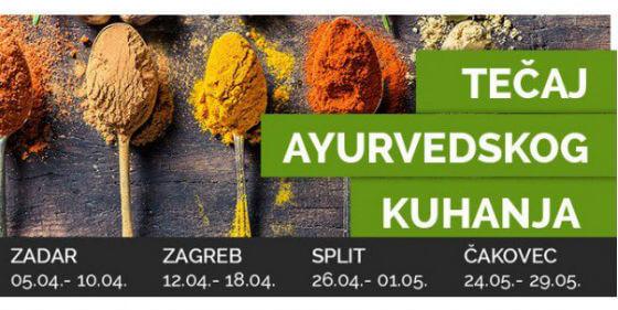 Tečaj ayurvedskog kuhanja