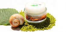 dr.organics-snail gel krema
