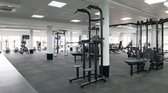 Gyms4you sprave