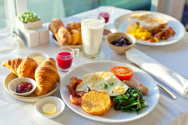 zdravi doručak