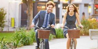 """Video: Počela kampanja """"Biciklom na posao"""""""