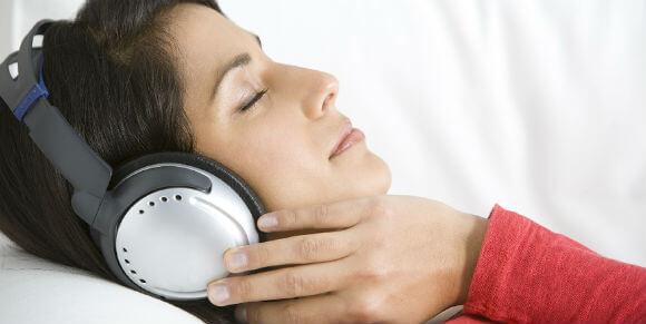 slušanje audio knjiga