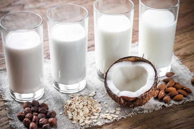 vegansko mlijeko