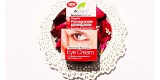 Recenzija: Dr. Organic – Nar krema za područje oko očiju