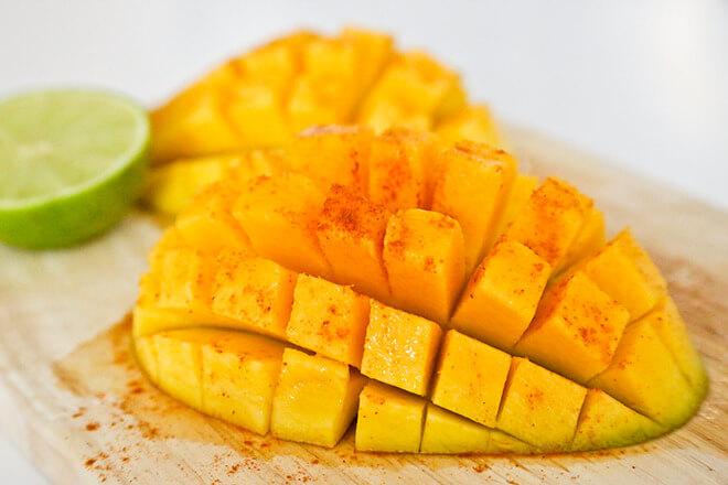 mango zdravlje
