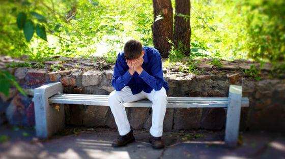 Depresija kod muškaraca