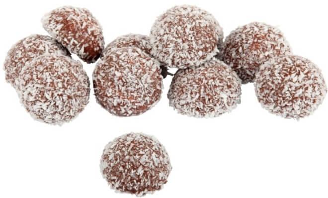Čokoladne-kuglice-s-kokosom